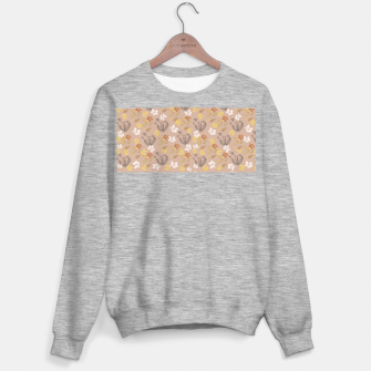 Thumbnail image of Spring Flowers  Sudadera regular, Live Heroes