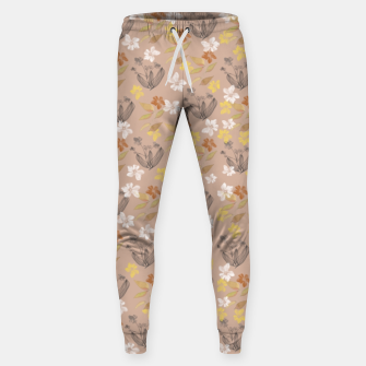 Thumbnail image of Spring Flowers  Pantalones de chándal , Live Heroes