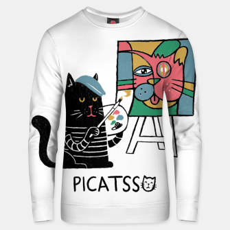 Thumbnail image of Picatsso Unisex sweater, Live Heroes