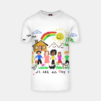 We are all One T-shirt thumbnail image