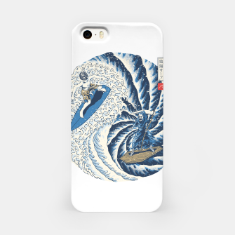 Thumbnail image of Surf Yin Yang iPhone Case, Live Heroes