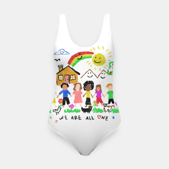 Thumbnail image of We are all One Swimsuit, Live Heroes