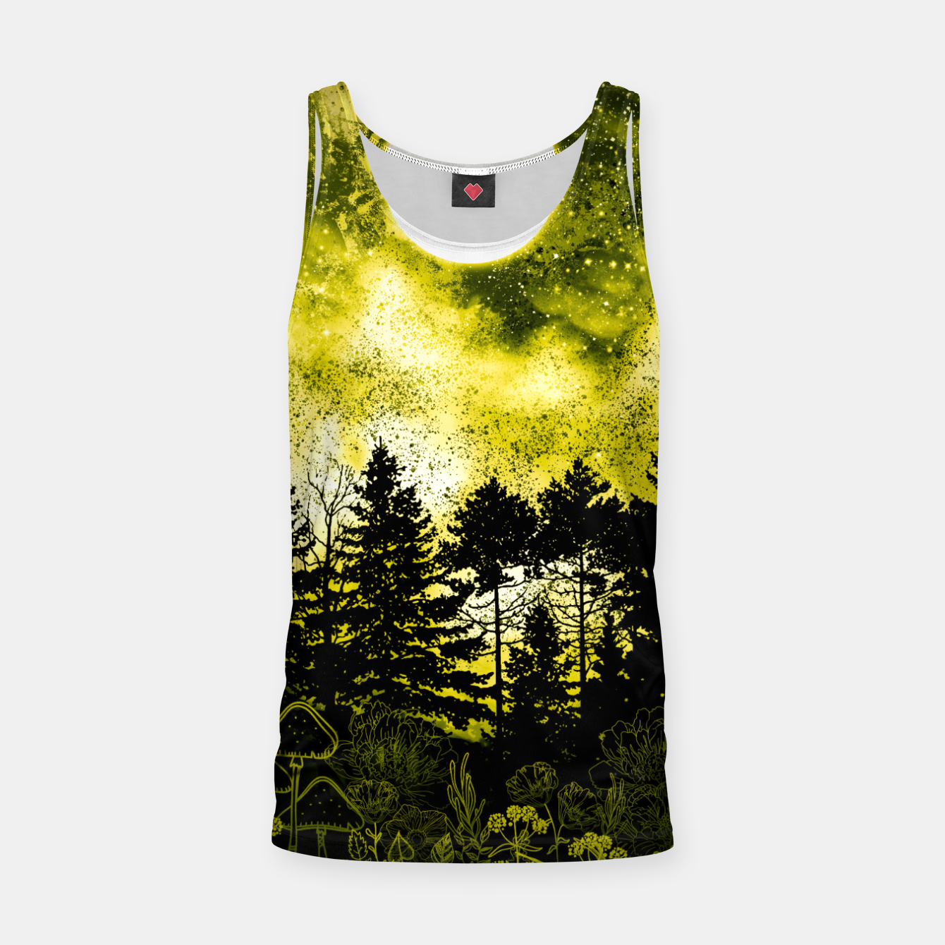 Image of BLUE MOON Tank Top - Live Heroes