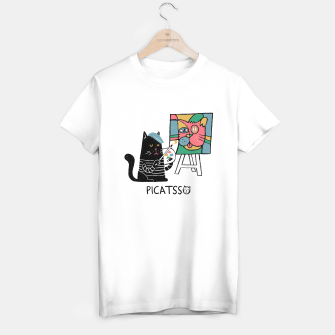 Thumbnail image of Picatsso T-shirt regular, Live Heroes