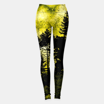 Miniatur BLUE MOON Leggings, Live Heroes
