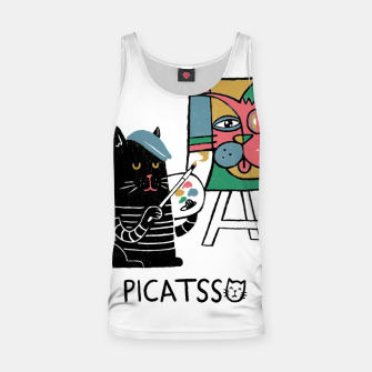 Thumbnail image of Picatsso Tank Top, Live Heroes