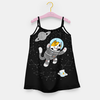 Thumbnail image of Catstronaut Girl's dress, Live Heroes