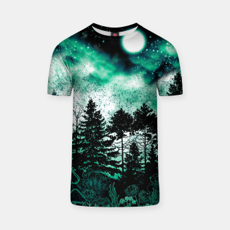 Thumbnail image of GREEN FOREST T-shirt, Live Heroes