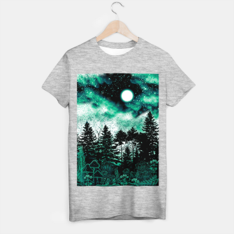Thumbnail image of GREEN FOREST T-shirt regular, Live Heroes