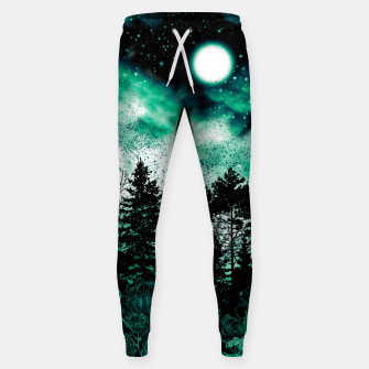 Miniature de image de GREEN FOREST Sweatpants, Live Heroes