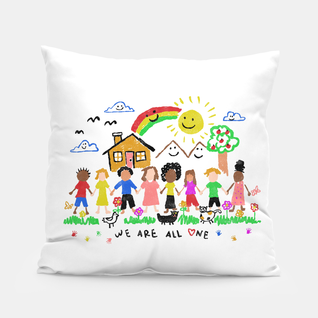 Image of We are all One Pillow - Live Heroes