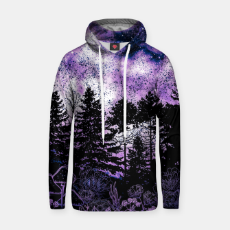 Thumbnail image of PURPLE FOREST Hoodie, Live Heroes