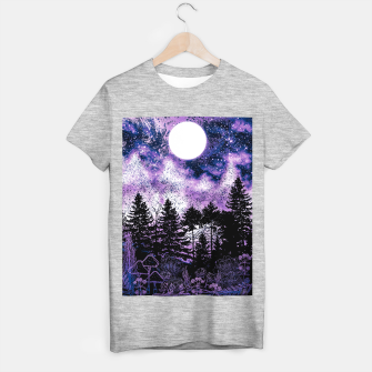 Thumbnail image of PURPLE FOREST T-shirt regular, Live Heroes