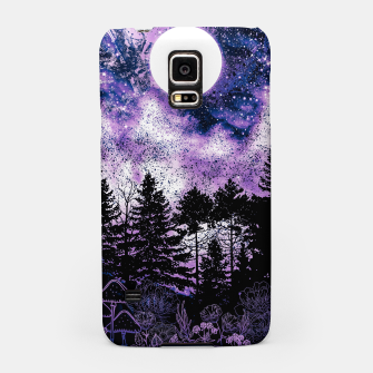 Thumbnail image of PURPLE FOREST Samsung Case, Live Heroes