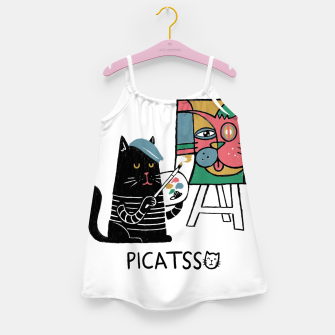 Thumbnail image of Picatsso Girl's dress, Live Heroes