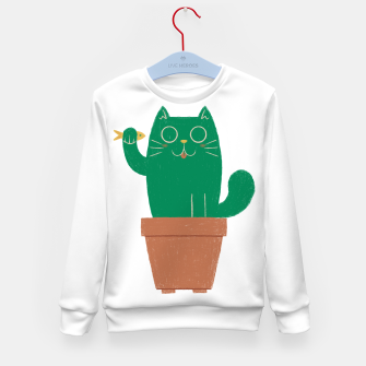 Thumbnail image of Cattus Kid's sweater, Live Heroes