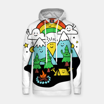 Thumbnail image of Happy Nature Hoodie, Live Heroes