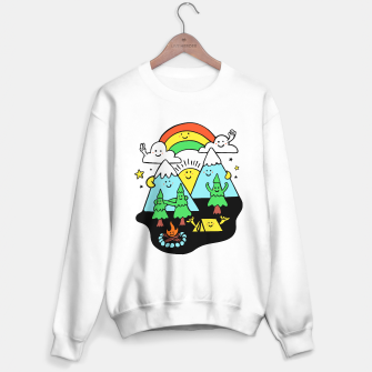 Thumbnail image of Happy Nature Sweater regular, Live Heroes