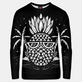 Thumbnail image of Pineapple Summer Unisex sweater, Live Heroes