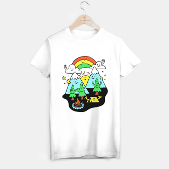 Thumbnail image of Happy Nature T-shirt regular, Live Heroes