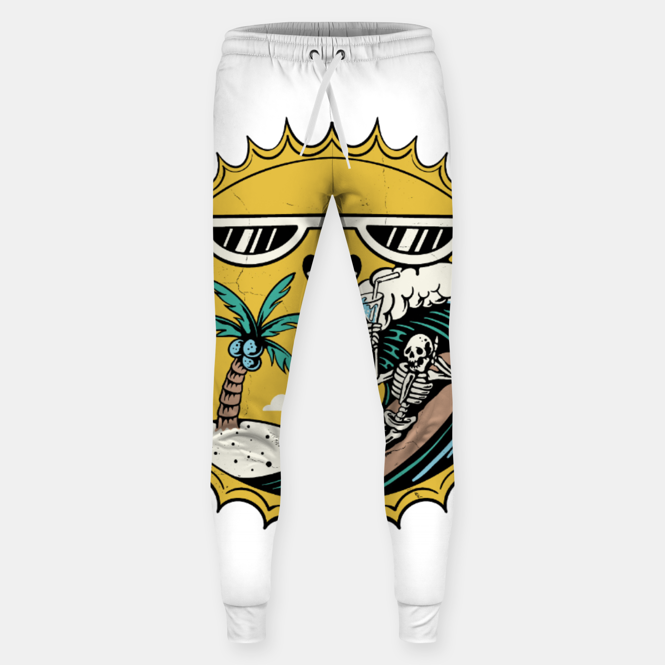 Image of Summer Relax Sweatpants - Live Heroes