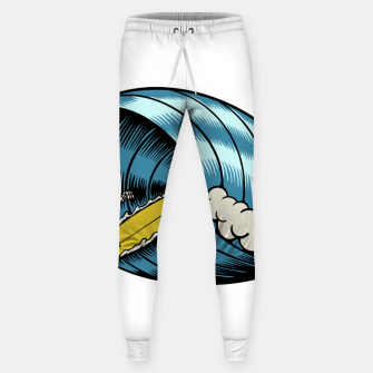 Miniature de image de Surf Nose Sweatpants, Live Heroes