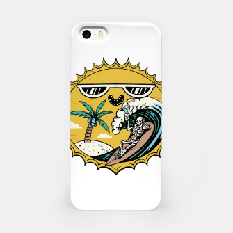 Miniatur Summer Relax iPhone Case, Live Heroes