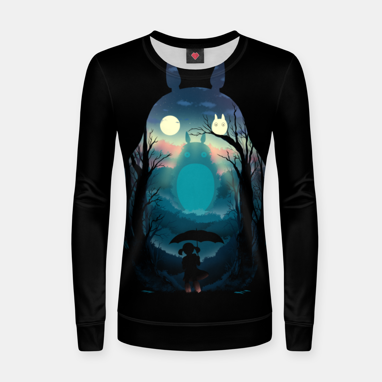 Image of LOOKING FOR A FRIEND Women sweater - Live Heroes