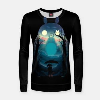 Thumbnail image of LOOKING FOR A FRIEND Women sweater, Live Heroes