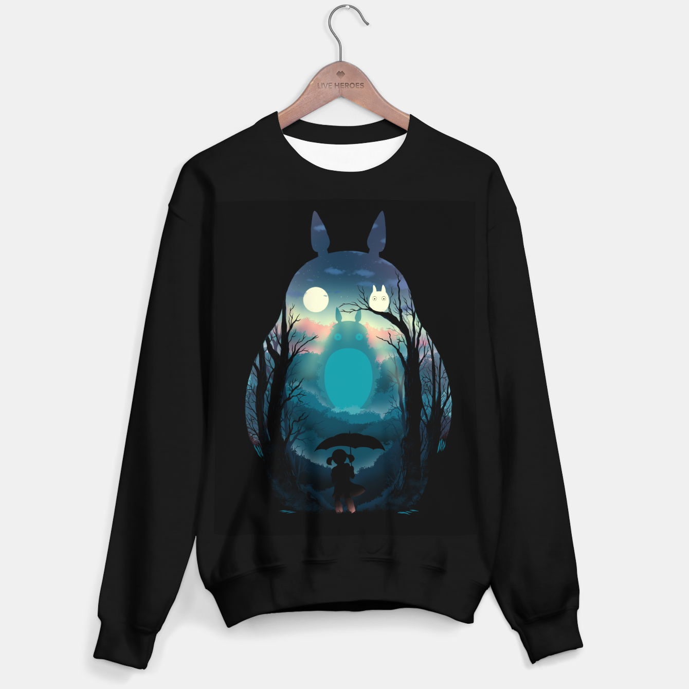 Image of LOOKING FOR A FRIEND Sweater regular - Live Heroes