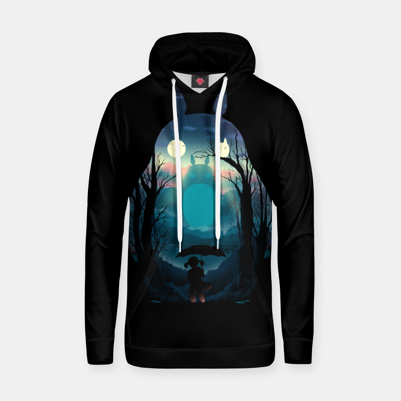 Image of LOOKING FOR A FRIEND Hoodie - Live Heroes