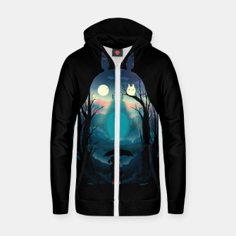 Thumbnail image of LOOKING FOR A FRIEND Zip up hoodie, Live Heroes