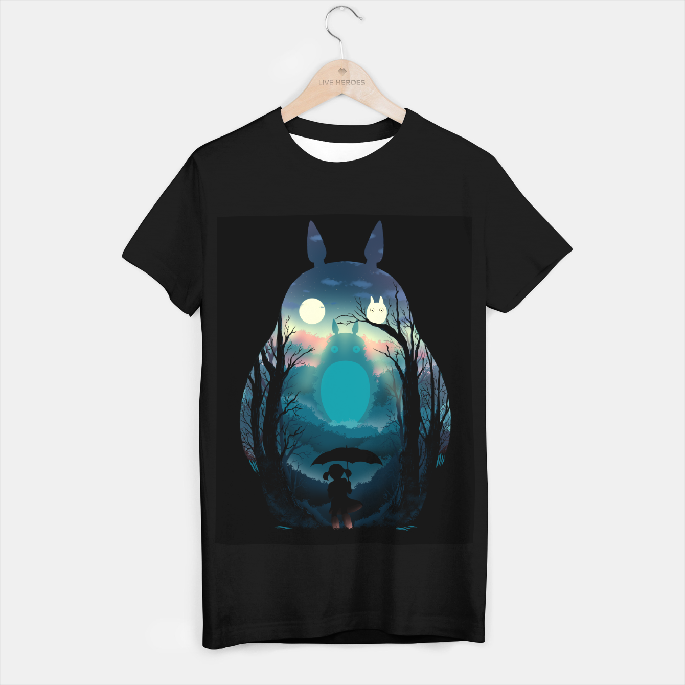 Image of LOOKING FOR A FRIEND T-shirt regular - Live Heroes