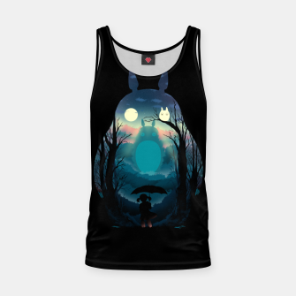 Thumbnail image of LOOKING FOR A FRIEND Tank Top, Live Heroes