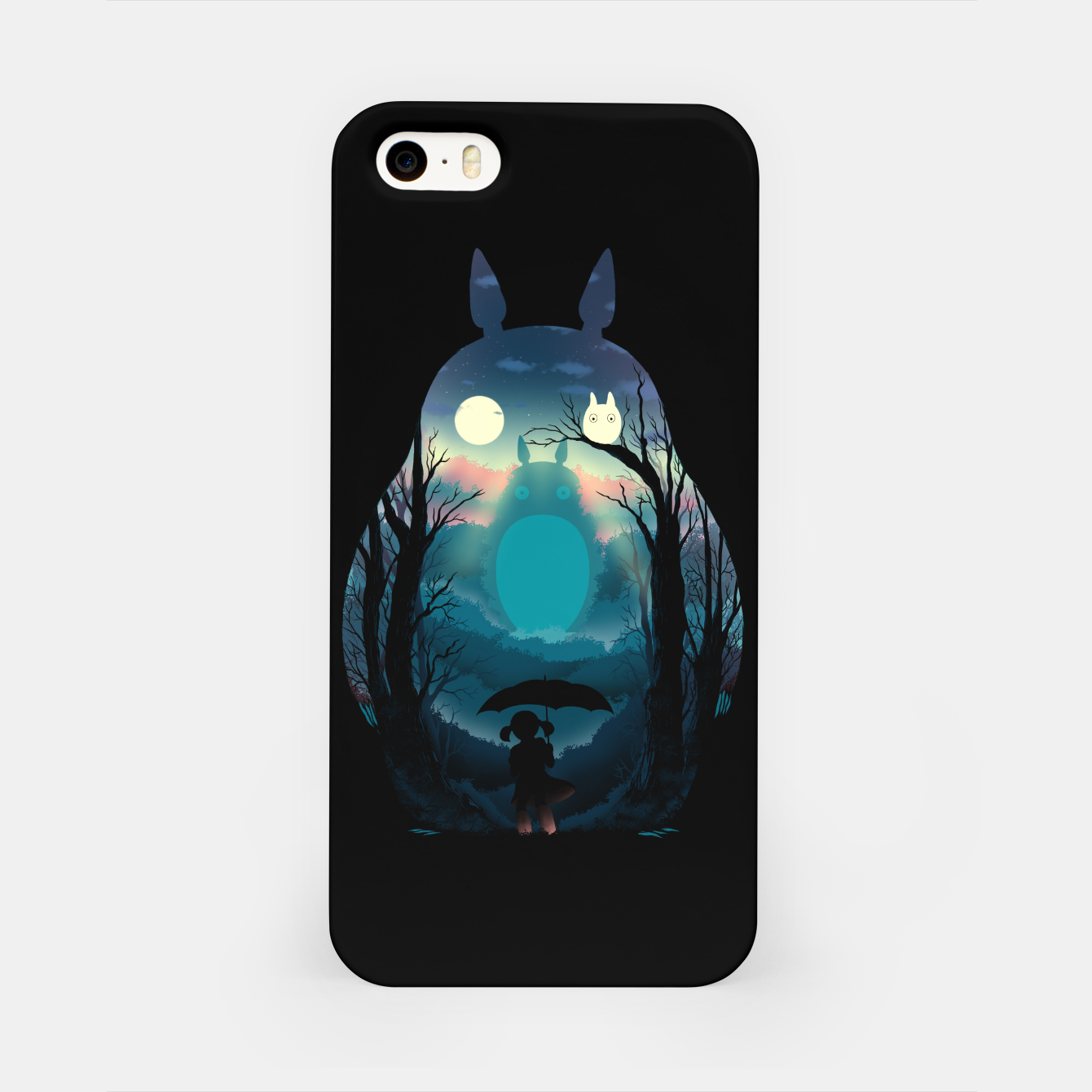 Image of LOOKING FOR A FRIEND iPhone Case - Live Heroes