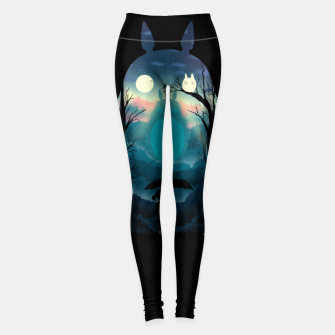 Thumbnail image of LOOKING FOR A FRIEND Leggings, Live Heroes