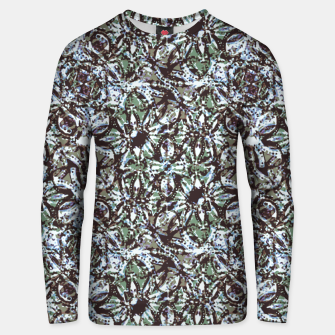 Thumbnail image of Textured Ornate Design Pattern Unisex sweater, Live Heroes