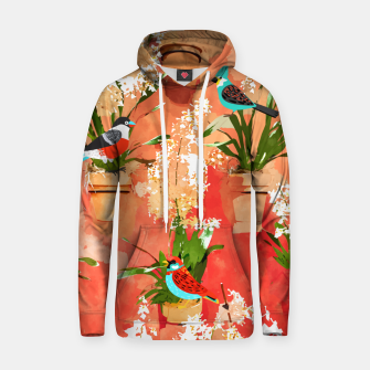 Birds of different feathers flock together Hoodie thumbnail image