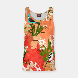 Birds of different feathers flock together Tank Top thumbnail image