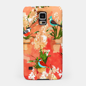 Birds of different feathers flock together Samsung Case thumbnail image
