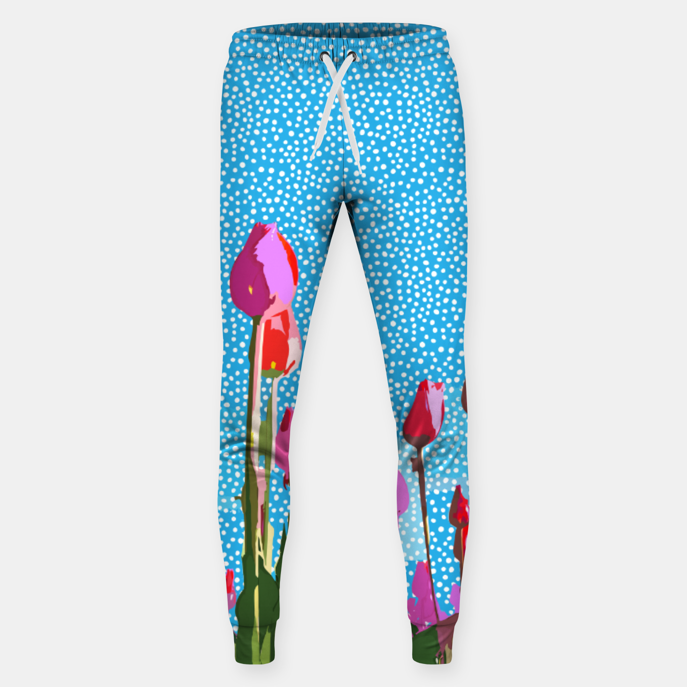 Image of Tiptoe Through The Tulips With Me Sweatpants - Live Heroes