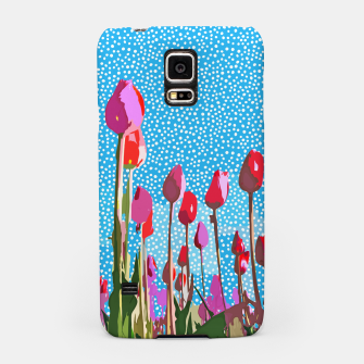 Tiptoe Through The Tulips With Me Samsung Case thumbnail image