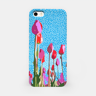 Tiptoe Through The Tulips With Me iPhone Case thumbnail image