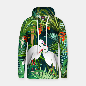 Thumbnail image of To Me, You're The Perfect Heron Hoodie, Live Heroes