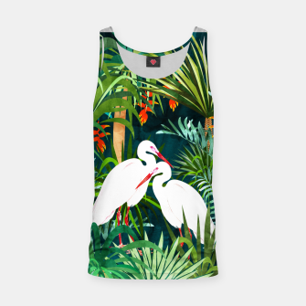 Thumbnail image of To Me, You're The Perfect Heron Tank Top, Live Heroes