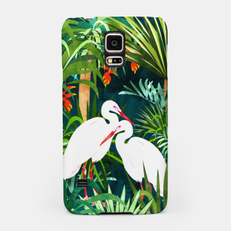 Thumbnail image of To Me, You're The Perfect Heron Samsung Case, Live Heroes