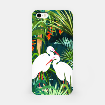 Thumbnail image of To Me, You're The Perfect Heron iPhone Case, Live Heroes