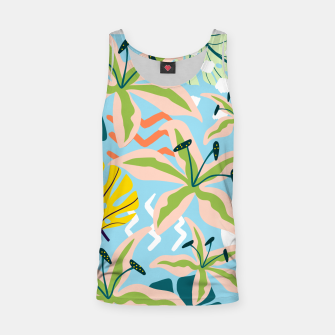 Thumbnail image of Summer state of mind Tank Top, Live Heroes