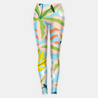 Thumbnail image of Summer state of mind Leggings, Live Heroes