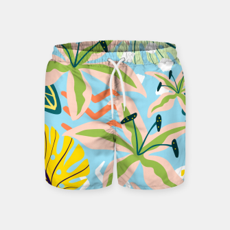 Thumbnail image of Summer state of mind Swim Shorts, Live Heroes